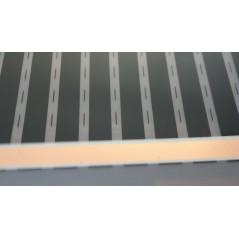1 mb - 0,6 m² - Folia grzewcza podłogowa 60cm - 60W/m²