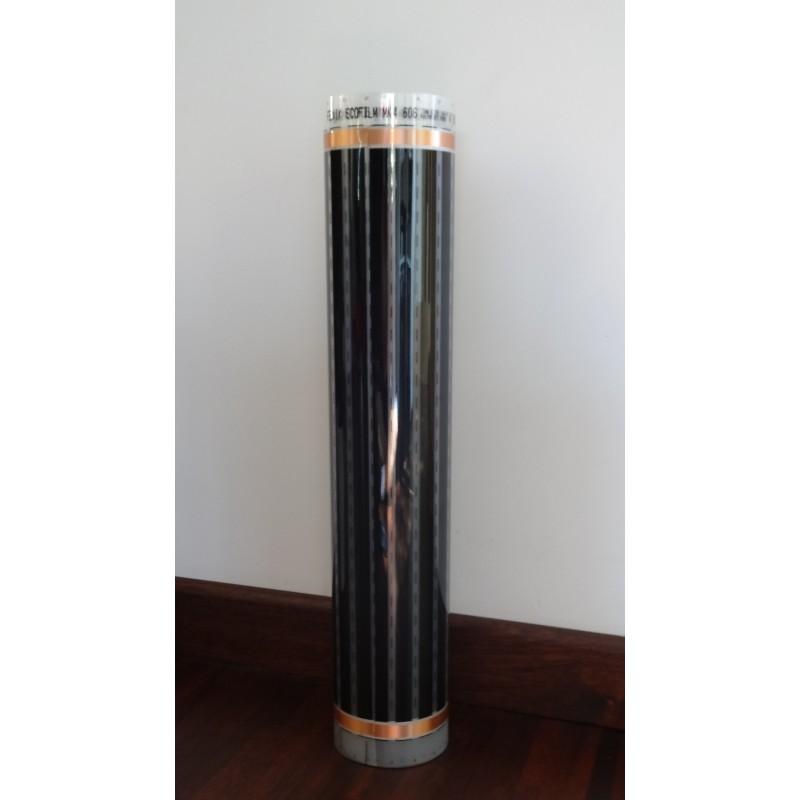 Folia grzewcza podłogowa 60cm - 60W/m²