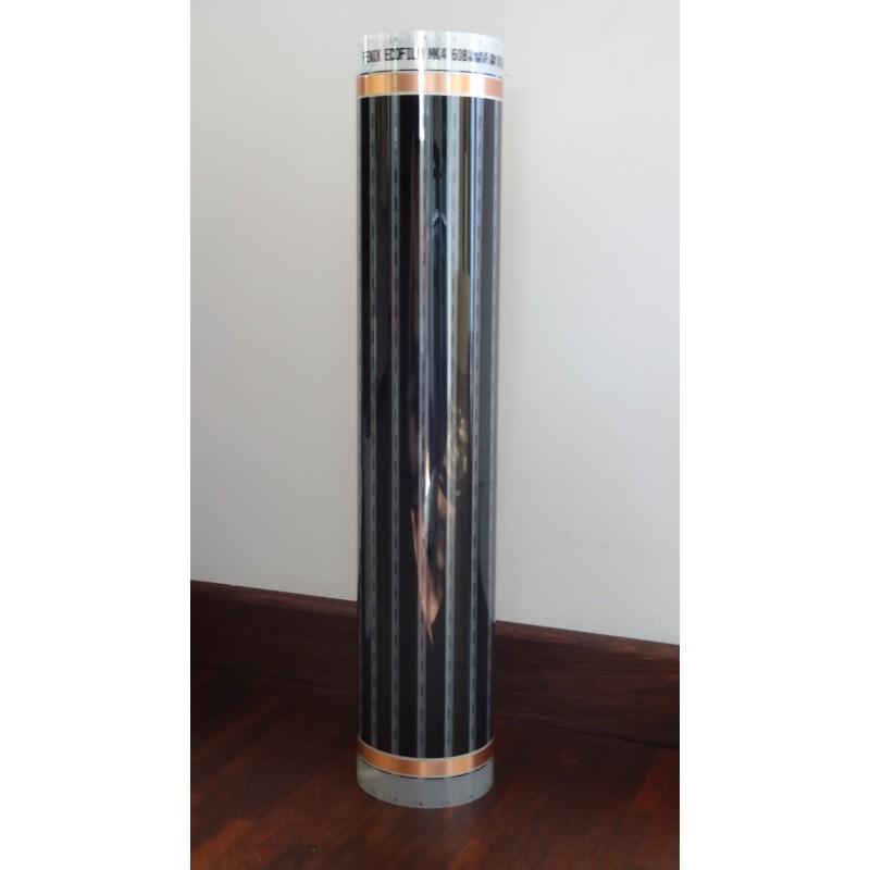 Folia grzewcza podłogowa 60cm - 80W/m²
