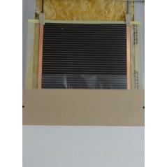Folia grzejna sufitowa 50cm - 100W/m²