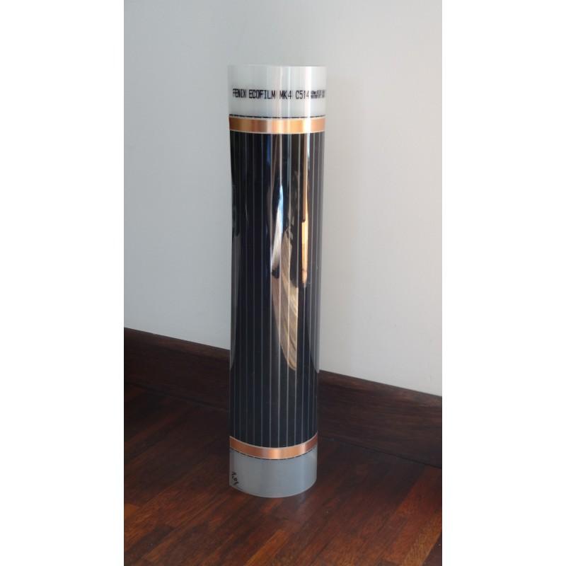 Folia grzejna ścienna i sufitowa 50cm - 140W/m²