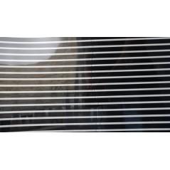 Mata grzewcza pod lustro folia grzewcza pod lustro 27x25 cm samoprzylepna