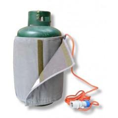 płaszcz grzewczy, pas grzejny na podczerwień butli gazowych - ATEX II 3G