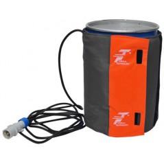 660W Ogrzewacze beczek z ATEX II 3G o średnicy 35/43 cm do strefy EX