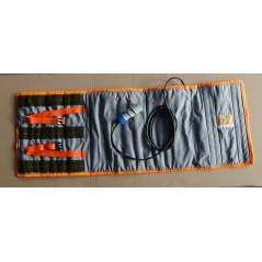 880W Mata grzewcza, pas grzejny do beczek z ATEX II 3G o średnicy 48/56 cm do strefy EX