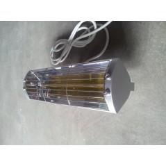VLRW15 - 1500W Elektryczne promienniki na podczerwień, złota lampa