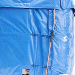 1700W Płaszcz grzewczy do IBC z termostatem