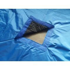 2750W Płaszcz grzewczy do paletopojemników IBC z termostatem T602.A