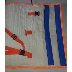 1500W Pas grzewczy do beczek o średnicy 57/65 cm + termostat T602.G