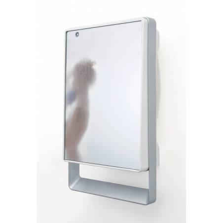 FOLIO VISIO - elektryczny grzejnik łazienkowy