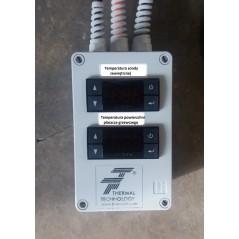 Termostat T602.G do ogrzewania przemysłowego od Thermal Technology