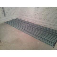 Mata grzewcza na siatce150x150 - ogrzewanie elektryczne podłogowe