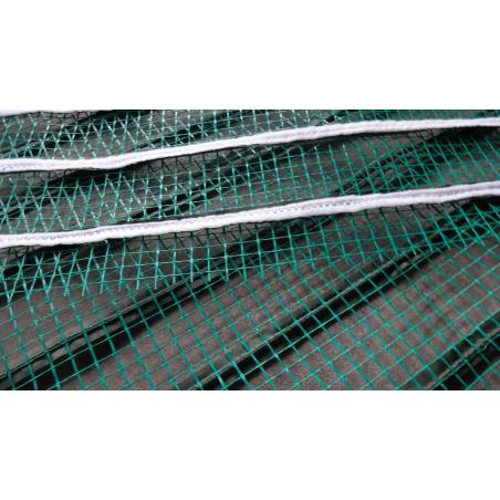 Mata grzewcza na siatce pod wymiar - moc powyżej 140W na mkw - cena za mkw