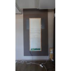 300 W - Łazienkowy grzejnik elektryczny na podczerwień pod glazurę