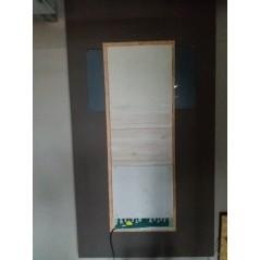 390 W  Łazienkowy grzejnik elektryczny na podczerwień pod glazurę