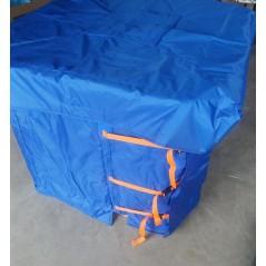 Płaszcz termoizolacyjny do IBC o pojemności 1000 litrów