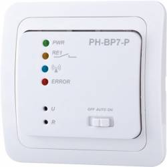 Bezprzewodowy odbiornik z czujnikiem podłogowym PH-BP7-P