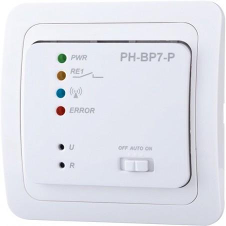 Bezprzewodowy odbiornik z czujnikiem podłogowym PH-BP7-P do PH-ET7-V