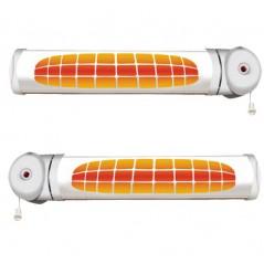 Aurora QH 3012 - 600/1200W promiennik podczerwieni łazienkowy