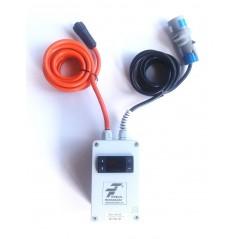 Termostat T602.A do ogrzewania przemysłowego od Thermal Technology