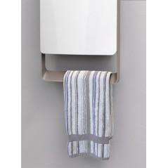 FOLIO - elektryczny grzejnik łazienkowy z serii Aurora