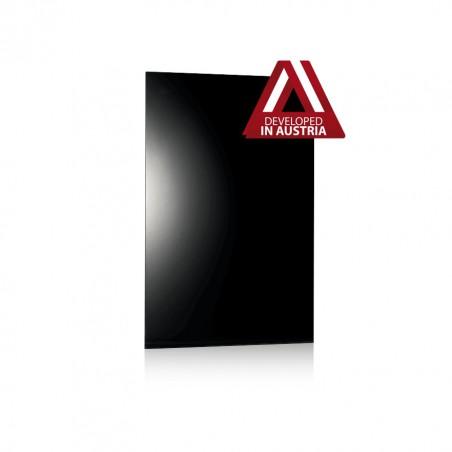 INF CZARNE SZKŁO - Panel na podczerwień Czarne szkło o mocy 600W