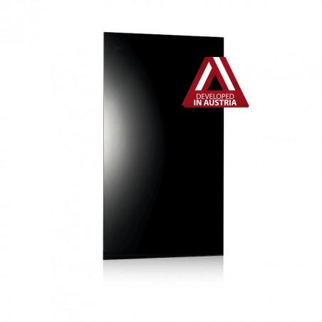 INF CZARNE SZKŁO - Panel na podczerwień Czarne szkło o mocy 800W