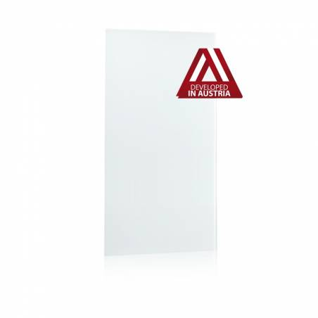 INF BIAŁE SZKŁO - Panel na podczerwień Białe szkło o mocy 800W