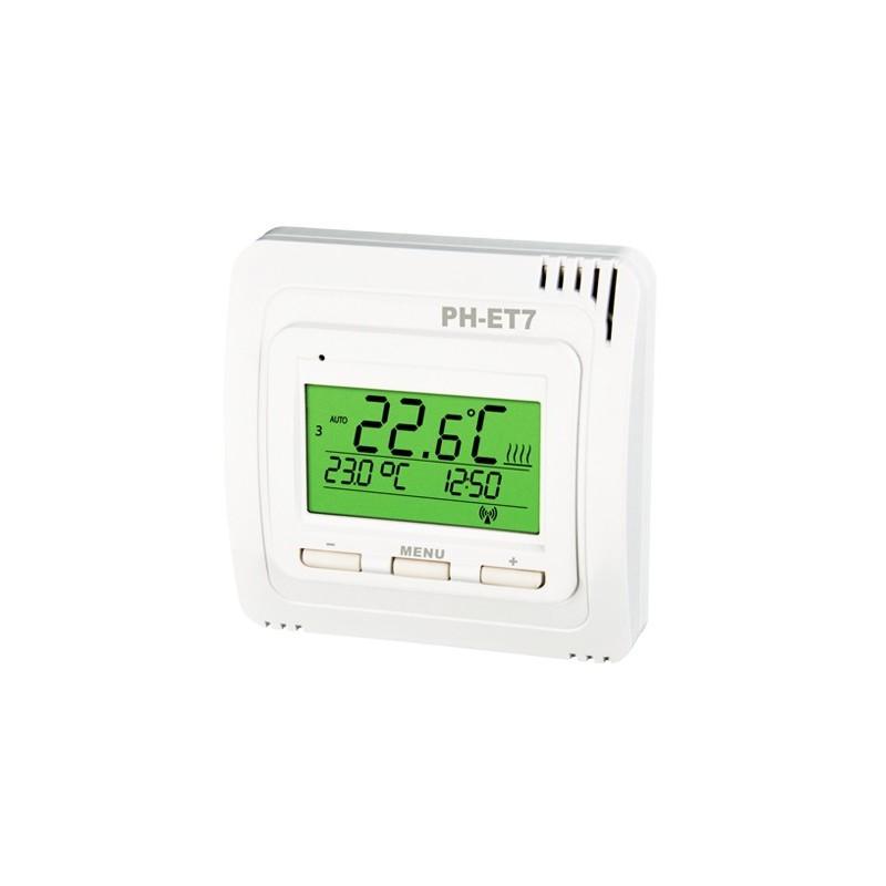 Termostat bezprzewodowy PH-ET7-V - nadajnik