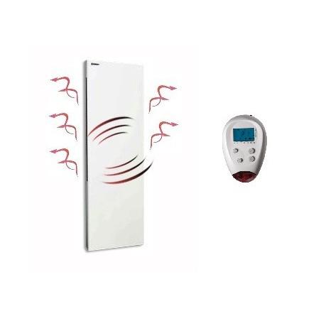 Deko + Zefiro - 1000W grzejnik elektryczny na podczerwień