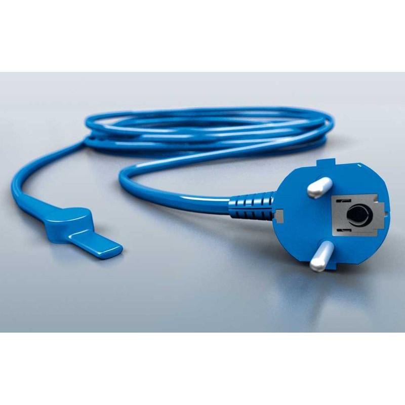 Kable grzewcze do rur z termostatem - 70W - 7 m