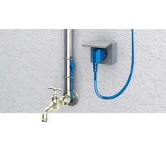 Kable grzewcze do rur z termostatem - 600W - 60 m