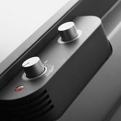 Halos 15 - 750/1500W Grzejnik elektryczny, panel na podczerwień
