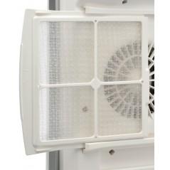 WINDY VISIO - Łazienkowy grzejnik elektryczny z termostatem tygodniowym
