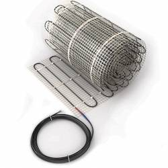 Mini mata grzewcza jednostronnie zasilana - 30 x 100 cm - 45W - 0,3 m2