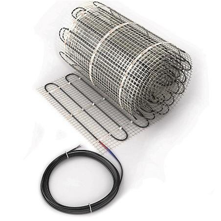 Mini mata grzewcza jednostronnie zasilana - 30 x 150 cm - 67,5W - 0,45 m2