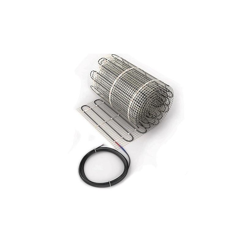 Mini mata grzewcza jednostronnie zasilana - 30 x 250 - 112,5 W - 0,75 m2