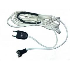 Kabel zasilający do modułowych mat grzewczych 400 cm