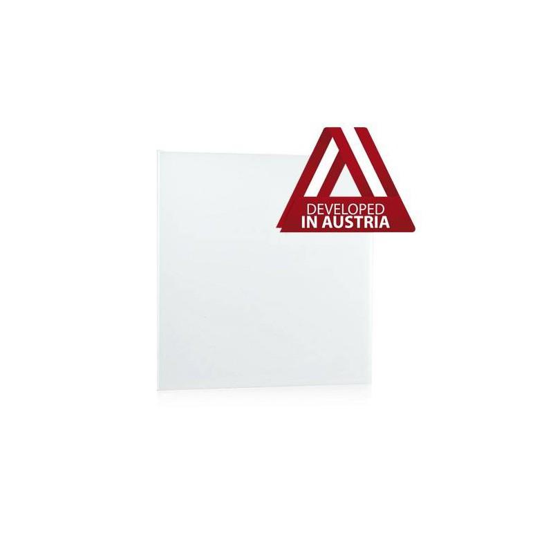 INF BIAŁE SZKŁO - Panel na podczerwień Białe szkło o mocy 400W
