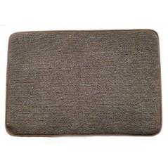 EASY brązowy dywanik grzewczy do stóp na podczerwień