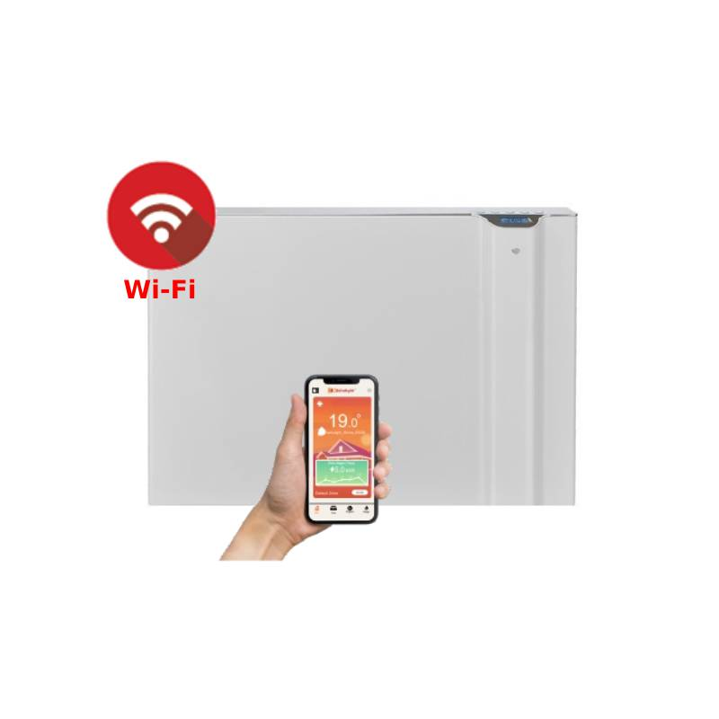 KLIMA 7 Wi-Fi - 750W grzejnik elektryczny energooszczędny