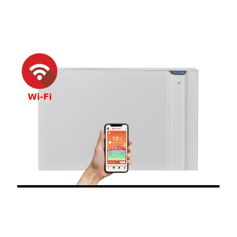 KLIMA 10 Wi-Fi - 1000W grzejnik elektryczny energooszczędny z wbudowanym modułem Wi-Fi