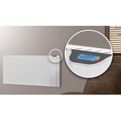 KLIMA 20 Wi-Fi - Kolor Antracyt - 2000W grzejnik elektryczny energooszczędny z wbudowanym modułem Wi-Fi