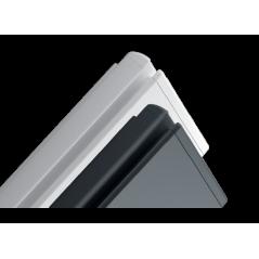 ICON 15 – kolor Biały lub Antracyt – 1500W pionowy energooszczędny grzejnik elektryczny