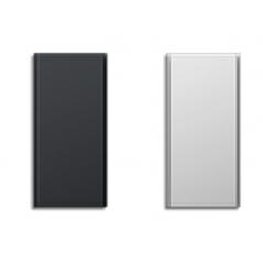 ICON 7 – kolor Biały lub Antracyt – 750W pionowy energooszczędny grzejnik elektryczny