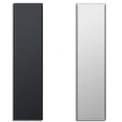 ICON 20 – kolor Biały lub Antracyt – 2000W pionowy energooszczędny grzejnik elektryczny