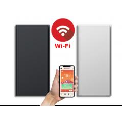 ICON 7 Wi-Fi – kolor Biały lub Antracyt – 750W pionowy energooszczędny grzejnik elektryczny z wbudowanym modułem Wi-Fi
