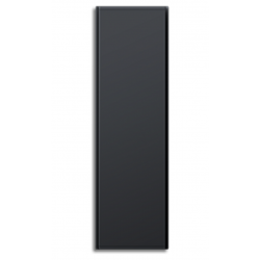ICON 10 Wi-Fi – kolor Antracyt – 1000W pionowy energooszczędny grzejnik elektryczny z wbudowanym modułem Wi-Fi