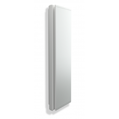 ICON 20 Wi-Fi – kolor Biały – 2000W pionowy energooszczędny grzejnik elektryczny z wbudowanym modułem Wi-Fi
