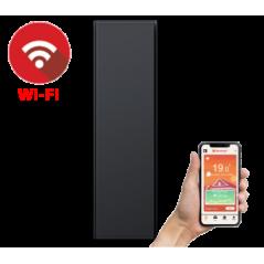 ICON 20 Wi-Fi – kolor Antracyt – 2000W pionowy energooszczędny grzejnik elektryczny z wbudowanym modułem Wi-Fi